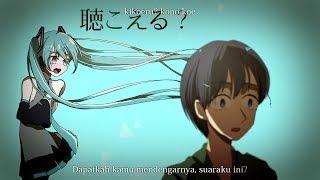 【Hatsune Miku】  ODDS&ENDS | Fanmade PV【Romaji & Indonesia Sub】