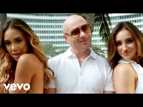 Pitbull  Sexy Beaches ft Chloe Angelides