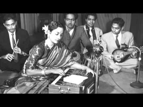 Jab Se Teri Yaad Ko Dil Mein Lyrics   Raat Ki Rani (1949