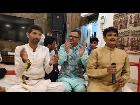 EK JANMYO RAJ DULARO by Rupen Sanghvi in Mahavir JanmaKalyanak Parna in Hyderabad by SAMKIT GROUP