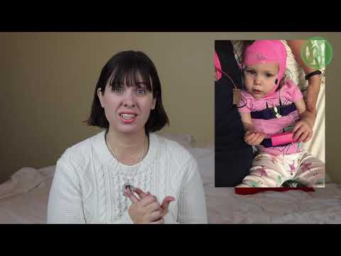 Toddler with Autism Goes for Sleep Study- Central Apnea?