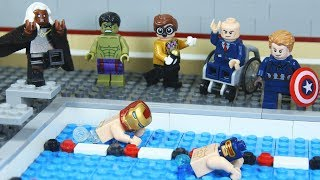 Lego Avengers vs Xmen Swimming Pool Champion