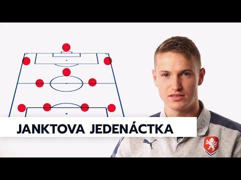 Nejlepší světová jedenáctka Jakuba Jankta