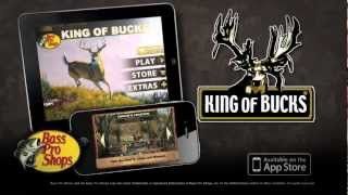 Bass Pro Shops: The Hunt - Hunt King of Bucks for iOS