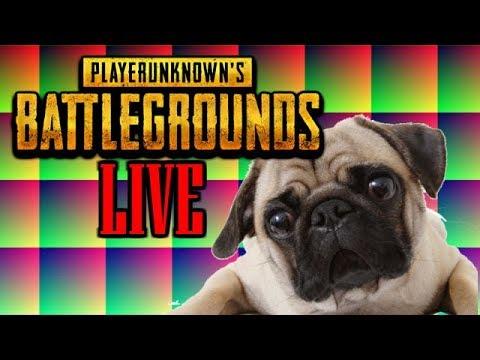 🔴 Playerunknown's Battlegrounds - SOLOS