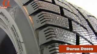 Обзор зимних шин Durun D2009