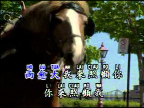 Chris Hung 洪荣宏 - 一支小雨伞 Cit Ke Sio Ho Sua (優必勝 U-Best Production)