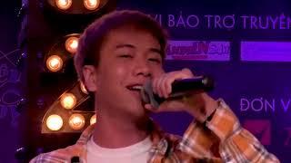 Mình Là Gì Của Nhau - Lou Hoàng | Liveshow Ba Chú Bộ Đội