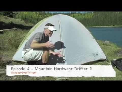 & Mountain Hardwear Drifter 2 review - YouTube
