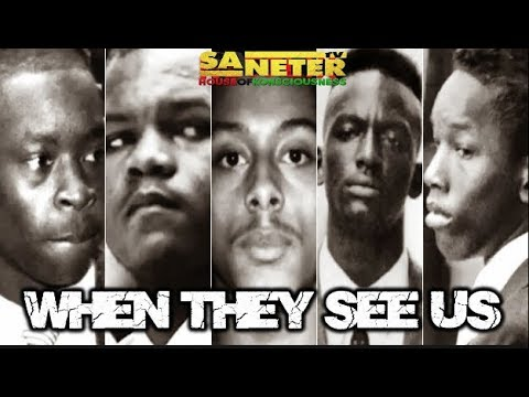 "The Real Story "" When They See Us "" Central Park 5 """