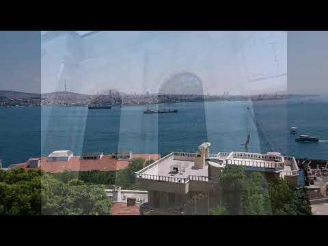 Прогулки по Стамбулу.  МЕЧЕТЬ  ДЖИХАНГИРА, младшего сына султана Сулеймана . Место его захоронения.