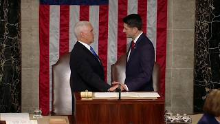 WHAT WAS THE TOPIC? What Were V.P. Mike Pence and Speaker Paul Ryan Talking About?