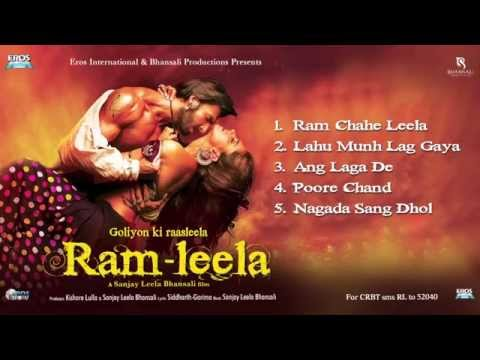 Goliyon Ki Raasleela Ramleela  Jukebox 1 Full Songs