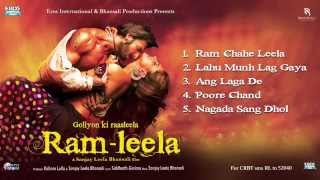 Goliyon Ki Raasleela Ram-leela – Jukebox 1 (Full Songs)