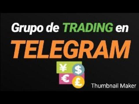 Grupos telegram senales forex