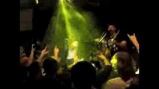 "ZEBRAHEAD -  ""Public Enemy Number One"" @ Stuttgart Germany (Live)  18.01.2014"