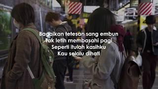 Seventeen - Jangan Dulu Pergi ( live acoustic cover by Aviwkila ) LIRIK . #PrayForBanten