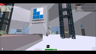 My Roleplay. Roblox Pinewood HQ