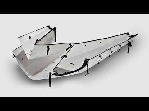 Repeat DIY Folding Sit-on-Top Kayak V3 by Frank McFires