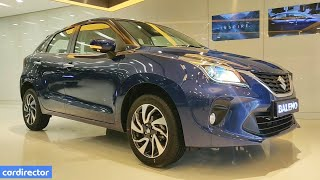 Maruti Suzuki Baleno Zeta 2019 | Baleno 2019 Smart Hybrid | Interior and Exterior | Real-life Review Video
