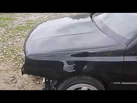 Car drag
