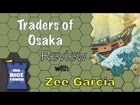 Traders of Osaka Review - with Zee Garcia
