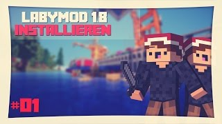 LabyMod [mit Optifine] Installieren [1.8+] deutsch