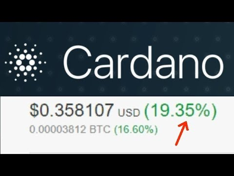 Cardano (ADA) Expected To Jump Up To Top 5 Position With BullRun Happening