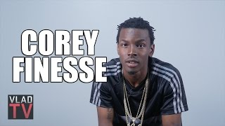 Corey Finesse on Taxstone Being Locked Up: Troy Ave is a Rat and a Bozo