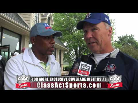 Former Buffalo Bill Joe Delamielleure Interview w/ Class Act Sports