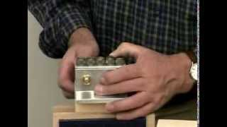Dowelmax Instruction Video 8 Of 14 - End To Edge 2x4 2x4