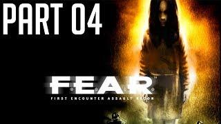 F.E.A.R PC Game (Horror + FPS) 2003. PT04