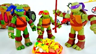 Видео для детей 3 лет. Лепка из пластилина. Готовим вкусную пиццу поделки своими руками
