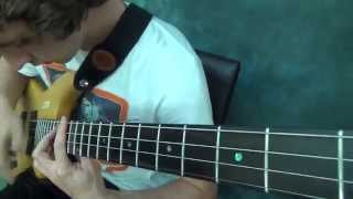 Adele 'Someone Like You' - Solo Bass Cover by Zander Zon