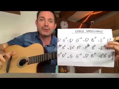 'Danse Norvégienne' Hip Chords w Ian Date!  (LIVE - replay here) - Gypsy Jazz Guitar Secrets Lesson