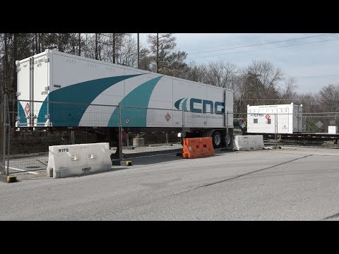 Compass Natural Gas Mobile CNG Refueling