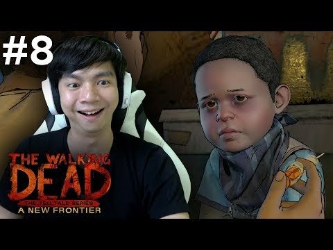 Cerita Clementine - The Walking Dead: A New Frontier #8
