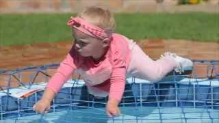 The Aqua-Net Swimming Pool Safety Net