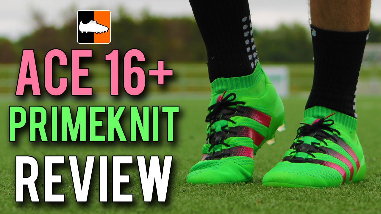 ace16   primeknit überprüfung adidas fußballschuhe youtube