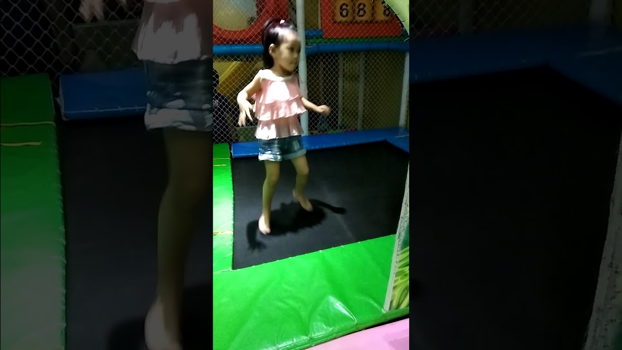 47fc406fa520 My Baby Shark Jumping in Trampoline - YouTube