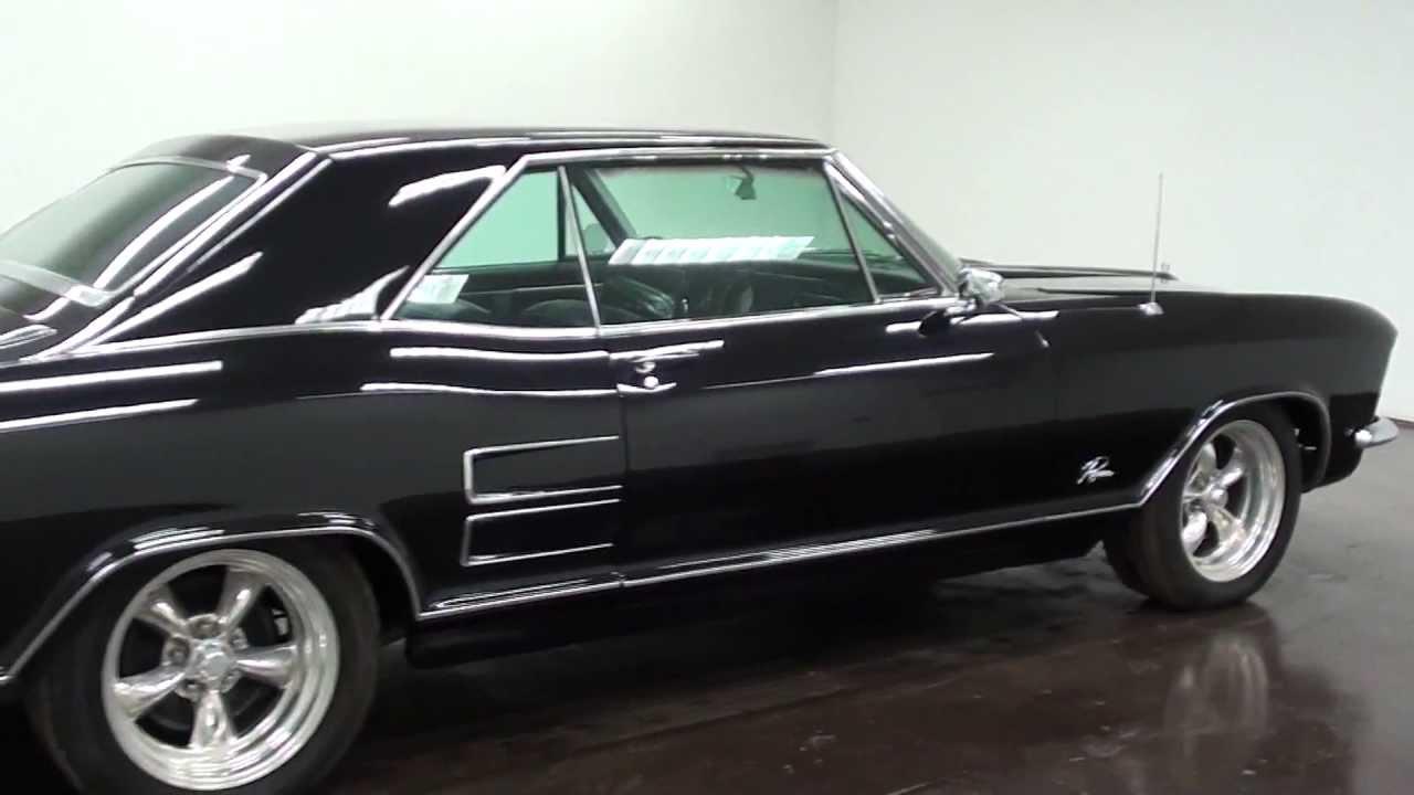 1964 Buick Riviera Dual Quad - YouTube