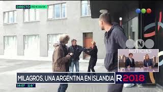 Robo en Islandia, el país más seguro del mundo - El Noticiero de la Gente