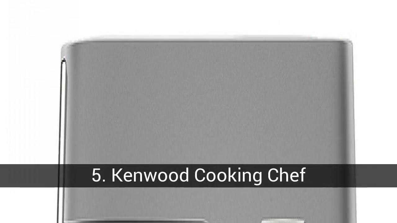 ¿Cuál es el mejor robot de cocina del mercado?