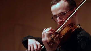 "Manuel de Falla ""El Paño Moruno"" - Daniel Kurganov,violin & Anya Yermakova,piano - Live"