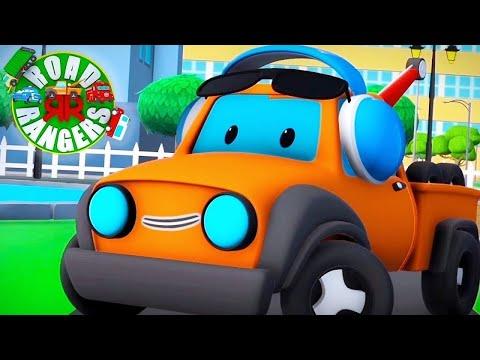 Street Vehicles | Car Cartoons | Kids Show | Vehicle Videos | Nursery Rhymes