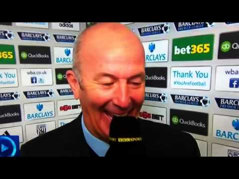 Tony Pulis Laugh 2