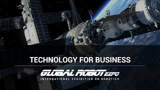 Global Robot Expo - International Exhibition on Robotics - Madrid, April 2018