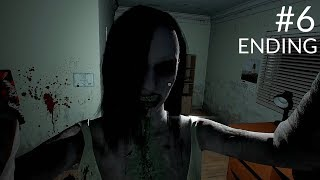 Infliction - ENDING Gameplay Part 6 (New Upcoming Horror Game 2018)