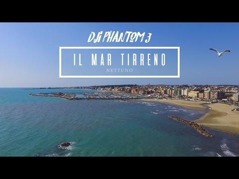 Il Mar Tirreno - (Nettuno) Italy Drone - Dji Phantom 3 2.7K
