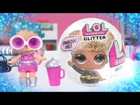 Giochi Preziosi Lol Surprise Glitter